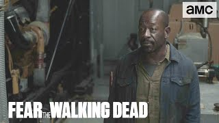 'Save a Life' Sneak Peek Ep. 415   Fear the Walking Dead - AMC