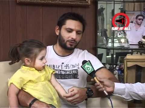 Shahid Afridi's interview after world cup 2011