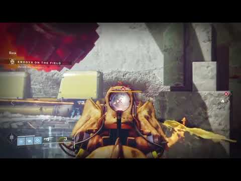 Gambit prime : Defeating primavil with melee attack only