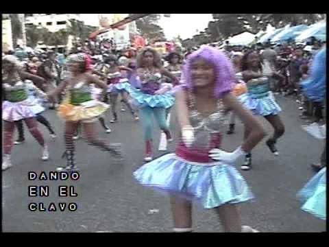 DANDO EN EL CLAVO TV 26 DE FEBRERO 2010- 3 DE 4