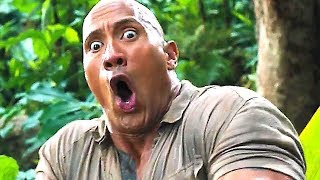 JUMANJI 2 Trailer # 2 ✩ Dwayne Johnson Adventure Movie (2017) - FILMSACTUTRAILERS