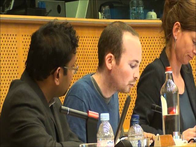 Paul Murphy MEP at June1 hearing