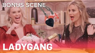 Dorit Kemsley Recalls the Time She Was Burglarized | LadyGang | E! - EENTERTAINMENT