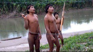 تقارير تكشف عن مذابح تعرض لها الهنود الحمر جعلتهم يخرجون من الغابة لأول مرة