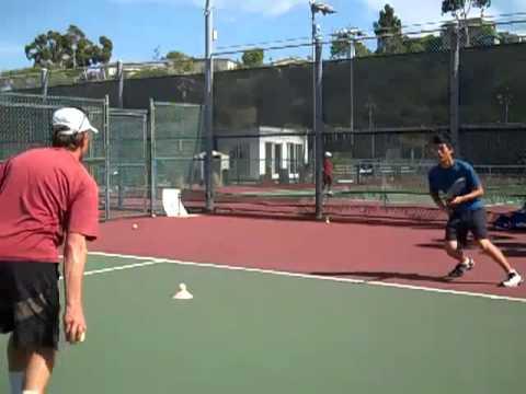 Cung Hoc Tennis Qua Video