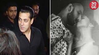 Salman Khan To Be Part Of Judwaa 2? | Ranveer - Deepika's Steamy Picture Goes Viral