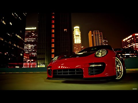 Top Gear shuts down LA for Drag Race! - Porsche 911 GT2 RS - Top Gear USA series 2
