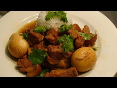 RECIPE - Vietnamese Caramelised Pork (Thit Kho)