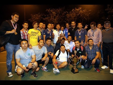 Aadhikhola Syangja HK Vs Parbat Club HK Volleyball Final 2014