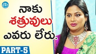Actress Mirchi Madhavi Exclusive Interview - Part #5 || Talking Movies With iDream - IDREAMMOVIES