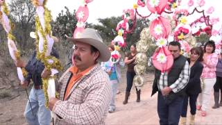 Fiestas patronales en La Lechuguilla (Ignacio Zaragoza) (Tepetongo, Zacatecas)