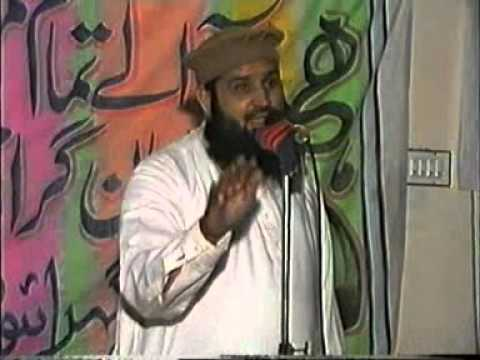 MOLANA MANZOOR AHMAD (SHARE PAKISTAN) VERY NICE SPEACH IN CHDRAWALA ,PART 2=2