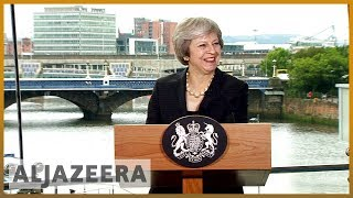 🇬🇧 EU position on Brexit must evolve: Theresa May | Al Jazeera English - ALJAZEERAENGLISH