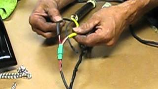 br talks about the throttle censor in the handlebar and that to look rh youtube com Street Glide Stereo Wiring Diagram 2016 street glide throttle by wire diagram