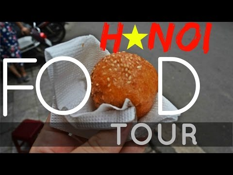 HANOI STREET FOOD TOUR! | Daily Travel Vlog 62, Vietnam