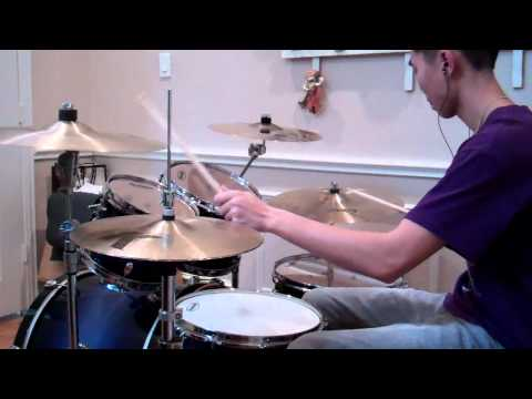 Nothing But the Blood - Jesus Culture (Drum Cover) [HD]