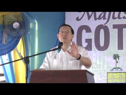 Majlis Perasmian Gotong-royong Perdana Perangi Denggi DUN Seberang Jaya