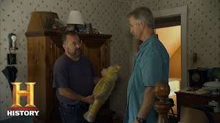 American Pickers: Bonus - The Pick and the Showgirl (Season 19)   History - HISTORYCHANNEL