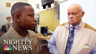 Meet The First Black Navy SEAL, Still Serving His Country In Retirement | NBC Nightly News - NBCNEWS
