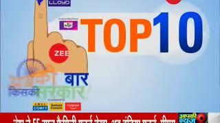 Watch: Top 10 news of General elections 2019 - ZEENEWS