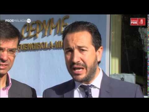 Propuesta de ayudas en el IBI a las empresas de Fuengirola