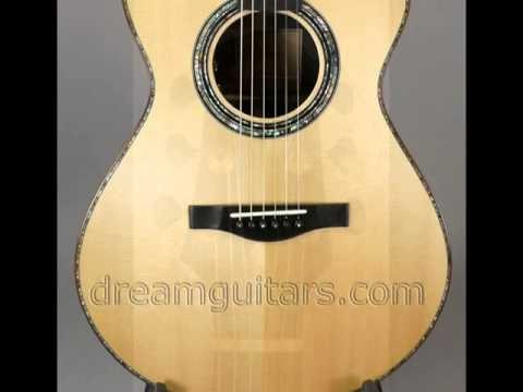 2007 Wingert Model E African Blackwood/Italian at Dream Guitars
