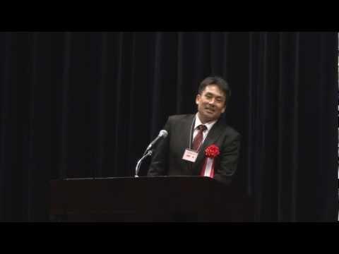 藤藪庸一先生(95年TCU卒)の講演