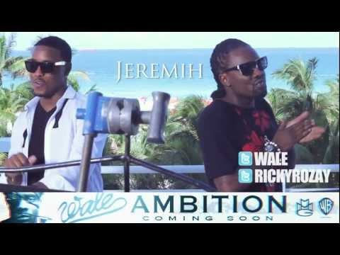 BEHIND THE SCENES: WALE FT. RICK ROSS & JEREMIH - THAT WAY