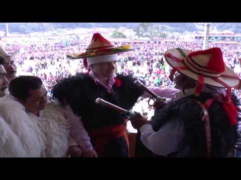 Tradicional Carnaval mantiene viva la historia de San Juan Chamula: MVC