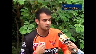 Bumrah taught me how to bowl Yorkers: Kaul - ABPNEWSTV