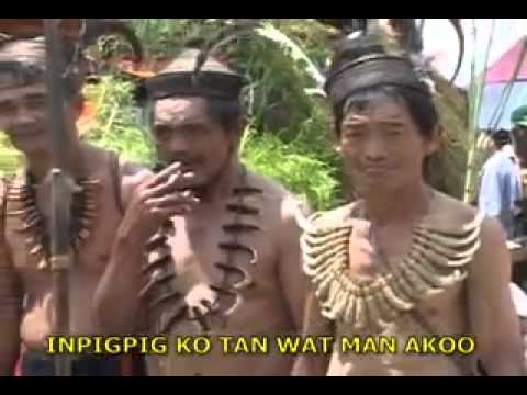 Kankana-ey Song : Kwakon Lolong