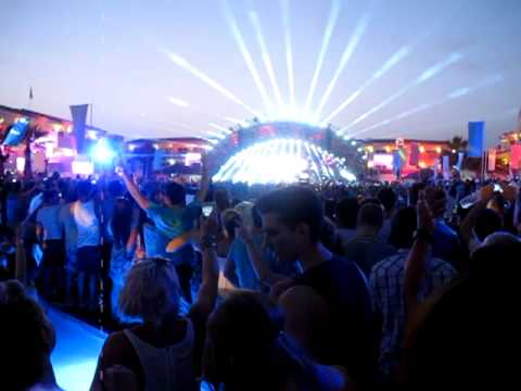 Swedish House Mafia @ Ushuaia Ibiza 1st August 2012 opening tune