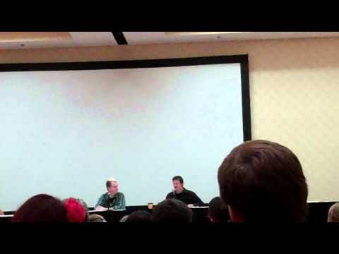 Walking Dead (Norman Reedus) Q&A - Part 1 (Monster Mania 2011)
