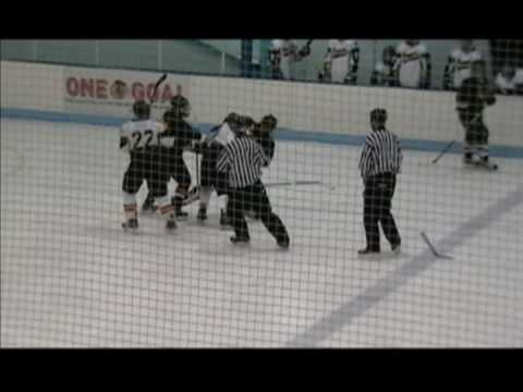 Loyola University Chicago 9 vs University of Iowa Black 3 Men's Ice Hockey