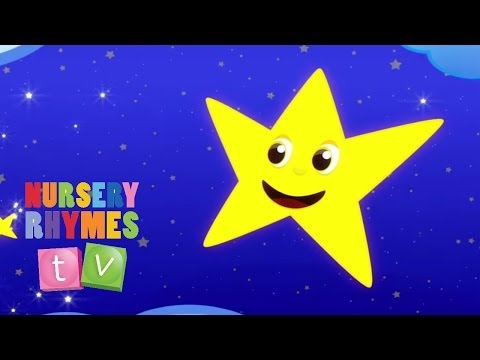 Twinkle Twinkle Little Star - Nursery Rhymes TV