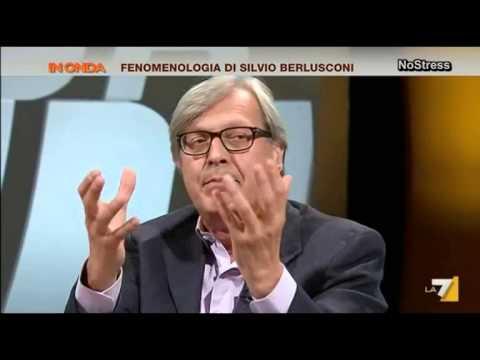 In Onda, David Pierluigi fa infuriare Vittorio Sgarbi, urla e parolacce – VIDEO