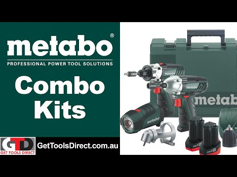 """Metabo Combo Kits"" By"