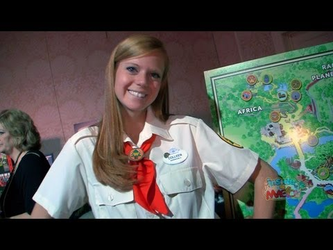 Wilderness Explorers experience Imagineer preview for Disney's Animal Kingdom