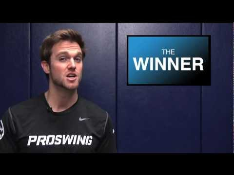ProSwing Announces Merch Madness Winner! (Results)