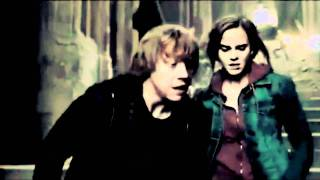 Ron & Hermione | Gravity of Love (DH2 spoilers!)