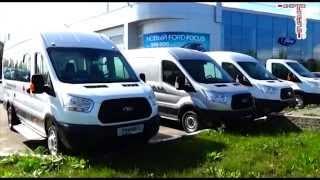 Форд Транзит - автомобиль для вашего бизнеса