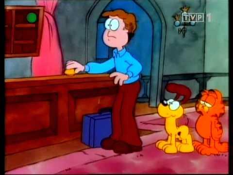 Garfield i Przyjaciele (odc. 17 cz. 1) -  Błotny stwór