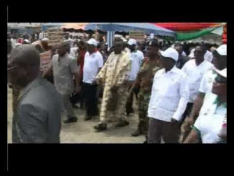 Ghana Rail in A Better Ghana-A New Dawn