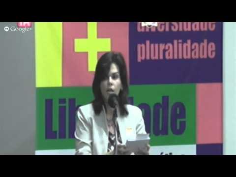 Lançamento Nacional da Lei da Mídia Democrática - Brasília 22/08/2013