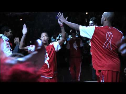 "Derrick Rose Feat. Marvo ""Yung Berg"" Video"
