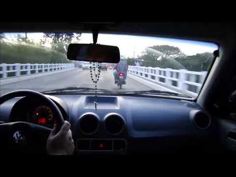 Autovlog 030 Gol G4 Camera Onboard Sony HX1 Dicas de direção e troca de marcha