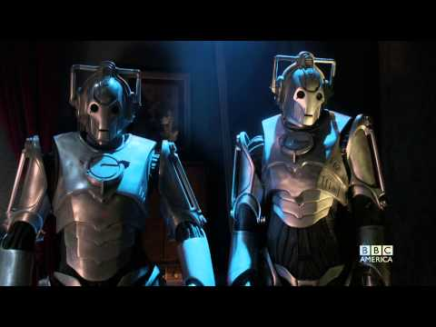 DOCTOR WHO Inside Look: Fast Cybermen in