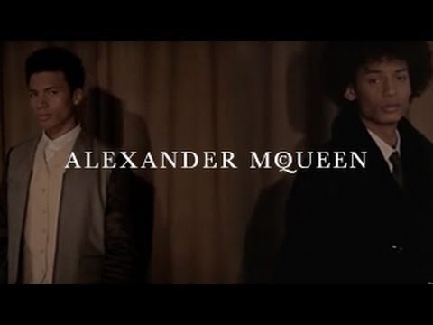 Thumbnail image for 'Alexander McQueen Menswear Autumn/Winter 2012 Collection Video'