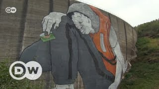 Street Art in XXL | Euromaxx - DEUTSCHEWELLEENGLISH