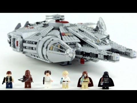 LEGO Star Wars Millennium Falcon – Muffin Songs' Oyuncakları Tanıyalım